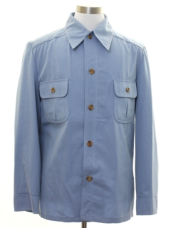 1970's Mens Leisure Style Jacket