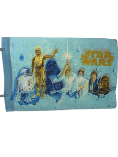 1980's Home Decor - Star Wars Pillow Case