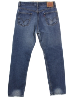 1990's Mens Grunge Levis 505 Denim Jeans Pants