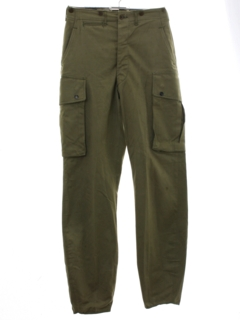 1940's Mens WW2 M42 Paratrooper Jump Pants