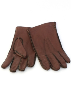 1970's Mens Accessories - Driving Gloves