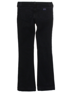 1990's Womens Y2k Low Rise Flared Jeans Pants