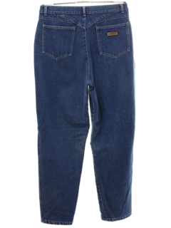 1980's Womens Gitano Totally 80s Highwaisted Denim Jeans Pants