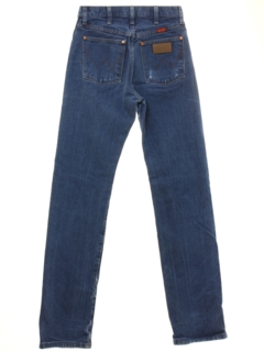 1990's Womens Wrangler Denim Jeans Pants