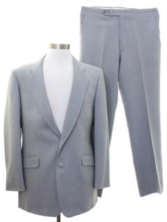 1970's Mens Fioravanti Three Piece Designer Suit