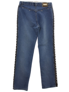 1980's Womens Lawman Denim Jeans Pants