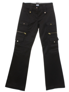 1980's Womens Wicked 90s Punk Flared Pants