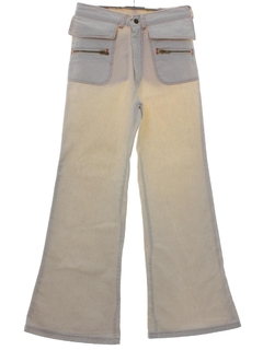 1970's Mens Bellbottom Pants