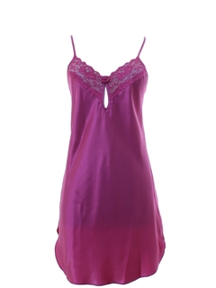 1980's Womens Lingerie Mini Nightie