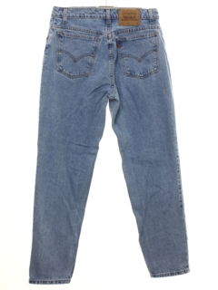 1990's Womens Levis 950s High Waisted Denim Jeans Pants