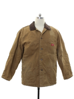 1990's Mens Dickies Car Coat Work Jacket
