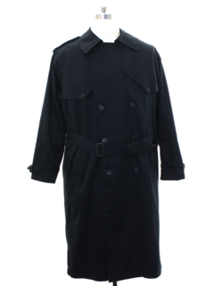 1990's Mens Mod Overcoat Jacket