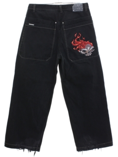1990's Mens Y2k JNCO Jeans Denim Pants