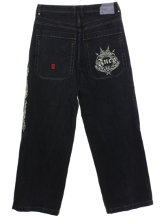 1990's Mens Wicked 90s JNCO Jeans Denim Pants