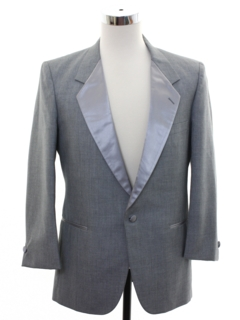 1970's Mens Tuxedo Style Evening Jacket
