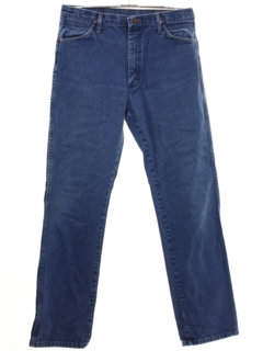 1980's Mens Wrangler Denim Jeans Pants