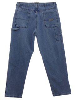 1990's Mens Cargo Denim Jeans Pants