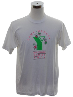 1980's Unisex YMCA Camp T-shirt
