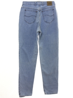 1990's Womens Lee Highwaisted Denim Jeans Pants