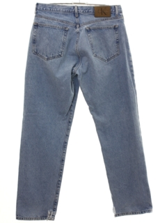 1990's Womens Calvin Klien Denim Jeans Pants