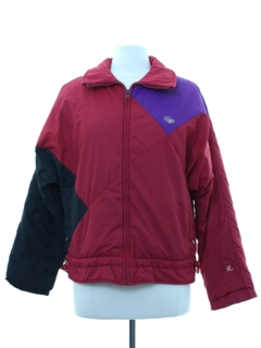 1980's Womens Roffe Ski Jacket