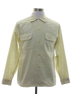 1950's Mens Board Shirt