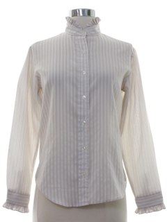 1980's Womens Prairie Shirt