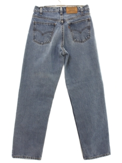 1990's Womens Levis 562s Denim Jeans Pants