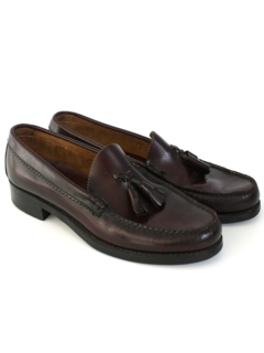 1980's Mens Accessories - Loafers Shoes