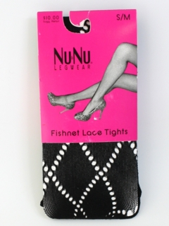 1980's Womens Accessories - Pantyhose Tights