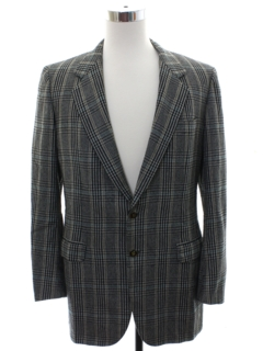 1980's Mens Totally 80s Brioni Blazer Sportcoat Jacket