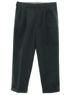 1980's Mens Totally 80s Pleated Dockers Pants