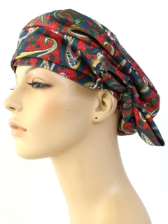 1960's Womens Accessories - Turban Hat