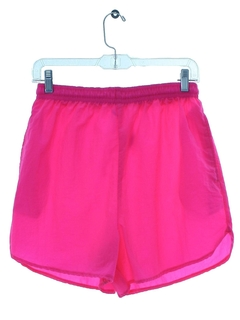 1980's Unisex Totally 80s Neon Shorts