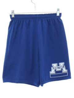 1970's Mens Minnetonka Athletic Shorts