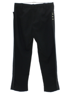 1970's Mens Flared Mariachi Leisure Style Slacks Pants