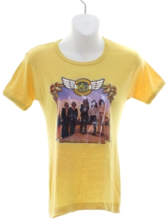 1970's Womens Music T-Shirt
