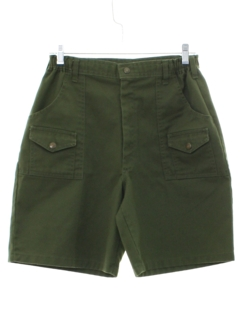 1980's Mens Scouting Shorts