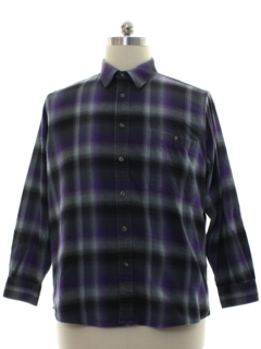 1990's Mens Osh Kosh B Gosh Flannel Shirt