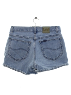 1990's Womens Lee Denim Jeans Shorts