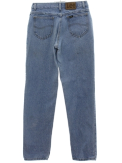1990's Womens Lee Denim Jeans Pants