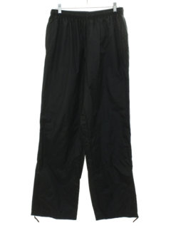 1980's Mens Totally 80s Style Baggy Track Pants