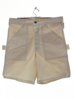 1980's Mens Cargo Style Carpenters Shorts