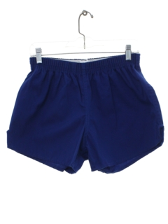 1980's Mens Athletic Shorts