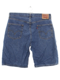 1990's Mens Levis 569 Denim Jeans Shorts