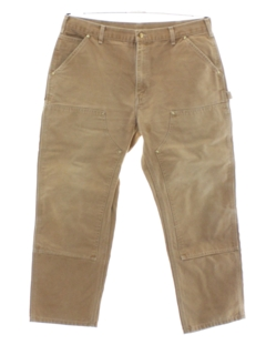 1980's Mens Carhartt Grunge Carpenter Jeans Pants