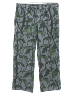 1980's Mens Hunting Pants