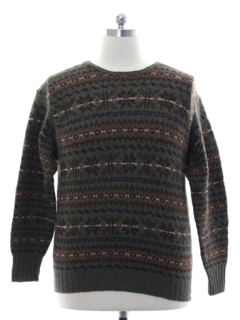 1990's Mens Ralph Lauren Wool Sweater