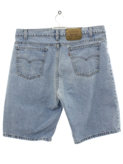 1990's Mens Levis 550s Denim Jeans Shorts