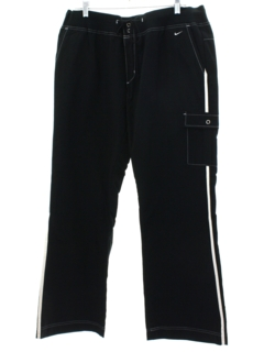 1990's Womens Nike Running Track Pants
